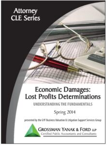 Icon of CLE-Book Damages & Lost Profits