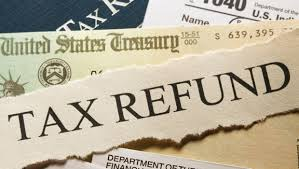 tax refund, IRS, GYF, Grossman Yanak & Ford LLP, Pittsburgh, CPAs