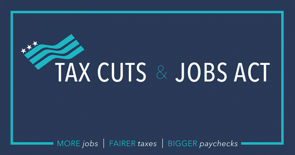 is the tax cuts and jobs act working grossman yanak ford llp