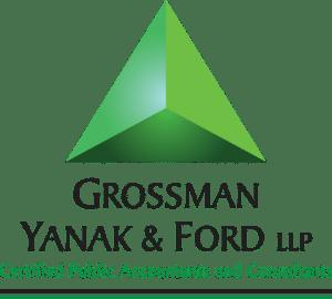 Grossman Yanak and Ford LLP Logo